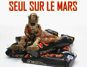 Vous avez sûrement déjà vu ce film et vous avez sûrement  déjà mangé un Mars... J'en dit pas plus c'est déjà trop !